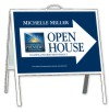 "Lowen TradeSource 18""X24"" PREVIEWS OPEN HOUSE POLY LITE TENT UNIT"