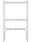 "Lowen TradeSource 22""h x 24""w GIBRALTAR FRAME-WHITE"