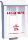 Lowen TradeSource KELLER WILLIAMS PLASTIC YARD BOX & #1 GRAY STAKE