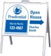 """Lowen TradeSource 18""""h x 24""""w OPEN HOUSE STEEL TENT UNIT"""