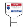 Lowen TradeSource 18h x 30w REMAX REFLECTIVE 24 GA STEEL ROUND ROD FRAME (CL)  UNIT