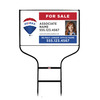 Lowen TradeSource 18X30 REMAX REFLECTIVE 24 GA STEEL PHOTO ROUND ROD FRAME (CL) UNIT
